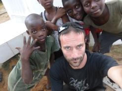 L'école du Cirque des enfants de Cadjehoun - Bénin