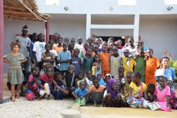 Ecole de Keur Gondé, Sénégal
